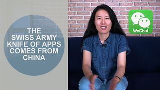 WeChat: Westerners VS Chinese Apps - Video