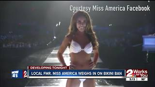 Miss America does away with swimwear competition - Video