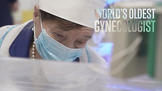 Meet Roza, the oldest gynecologist in the world - Video
