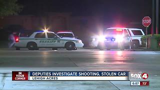 Lee County deputies investigating shooting incident at Lehigh Acres 7-Eleven