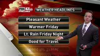 Dustin's Forecast 11-23 - Video