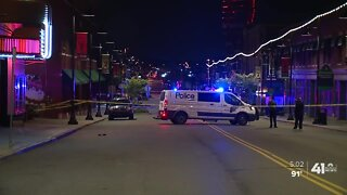 KCPD: One dead, four injured in shooting at 18th & Vine