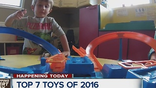 Top 7 toys of 2016 - Video