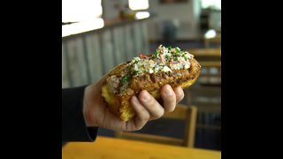 Meet the Everything Bagel Lobster Roll