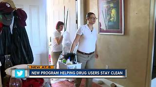 New drug recovery program gives moms a second chance at employment