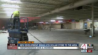 New development brings 6th dollar store to Northeast neighborhood - Video