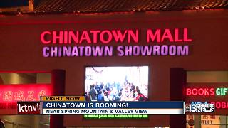 Las Vegas Chinatown development is booming! - Video