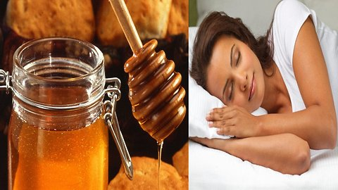 Health benefits of eating a spoonful of honey before sleep