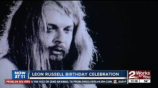 Preview: Leon Russell Birthday Celebration