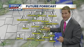 Brian Niznansky's Monday Storm Team 4cast - Video