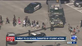 3 Colorado students arrested, accused of making school threats this week - Video