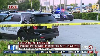 Police respond to two robberies in Cape Coral