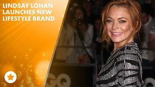 Lindsay Lohan invites Brit, Paris & Beyoncé to Greece - Video