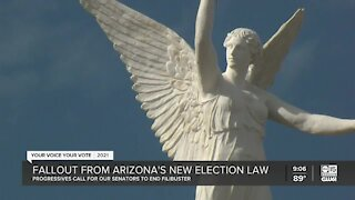Activists to fight SB-1485, Arizona's new election law