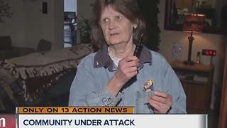 Neighbors living in fear after vagrants invade community