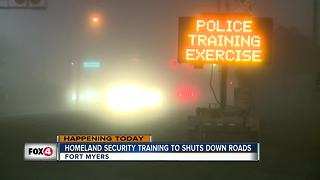 Homeland Security training event to take place in Fort Myers - Video