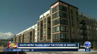 Denver's growth bringing challenges to southern metro area - Video
