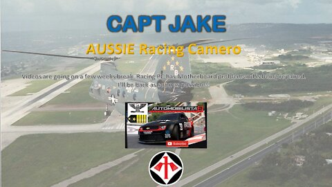 Announcement about upcoming CAPT Jake AMS2 videos