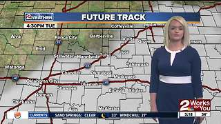 2 Works for You Tuesday Morning Weather Forecast