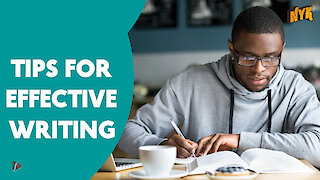Top 5 Tips To Improve Writing Skills