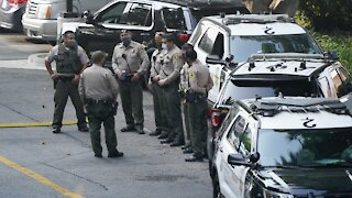Los Angeles Sheriff's Deputy Released From The Hospital
