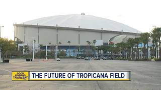 St. Pete begins planning future without the Rays and the Trop