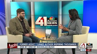 Former Heroin Addict Turned Author