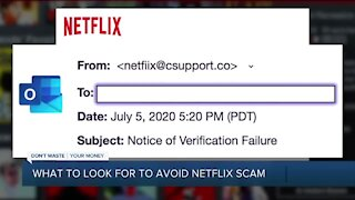 Netflix 'verification failure' email targeting millions relying on streaming amid pandemic