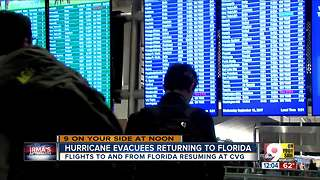 People begin traveling back to Florida from Tri-State and beyond