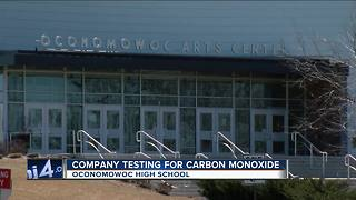 Oconomowoc High School stays closed while air is tested - Video