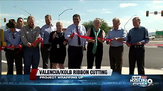 Major road project on southeast side finished