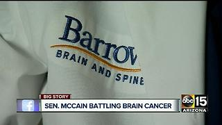 Sen. John McCain diagnosed with brain cancer - Video