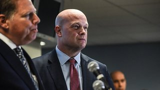 Whitaker Reportedly Won't Recuse Himself From Overseeing Russia Probe