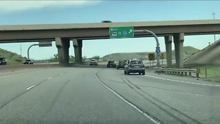 What's Driving You Crazy? The merge on EB 285 & C-470