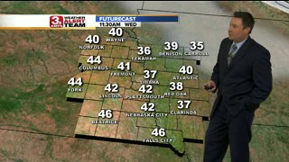 Ryan's Afternoon Forecast