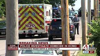 Police: Woman found dead in Kansas City street - Video