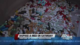 Marana hosting Dispose-A-Med event - Video