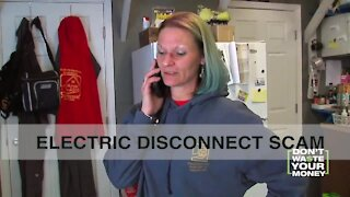 Electric Shutoff Scam