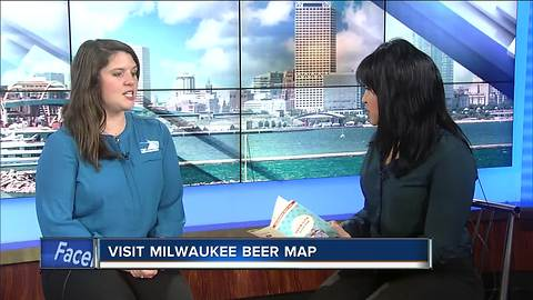 New map shows best Milwaukee drinking destinations