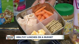 Healthy lunches on a budget
