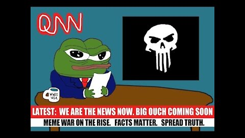 We Are The News Now