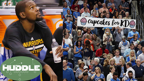 Kevin Durant RETURNS to OKC; Should Fans Skip the Dramatics? -The Huddle