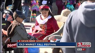 Old Market Fall Festival held Sunday