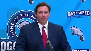 Gov. Ron DeSantis says 'schools will remain open for in-person instruction'