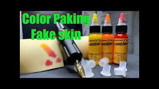 ✅How to Color Pack FAKE SKIN with a mag 💥For Beginners 💥