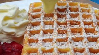 August 24th is National Waffle Day! - Video