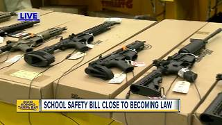 Florida House passes school safety bill - Video