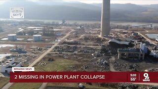 Sheriff: Three rescued, two still missing at power plant collapse in Adams County