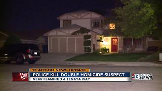 Neighbors talk about man who killed neighbors - Video