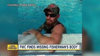Body of missing canoer from Pinellas Park recovered - Video